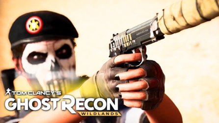 Ghost Recon: Wildlands - Trailer zeigt Story-Missionen mit Rainbow Six: Siege