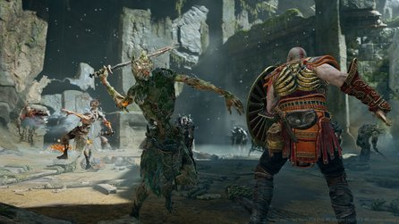 God of War - Update 1.30: Alle New Game Plus-Features im Überblick