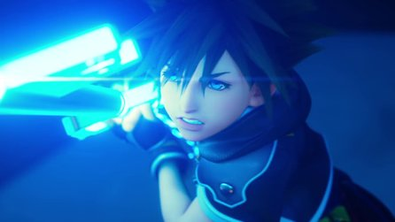 Kingdom Hearts 3 - Opening Cinematic Trailer mit Musik von Skrillex