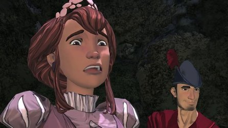 King's Quest - Launch-Trailer zur dritten Episode »Once Upon a Climb«