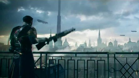 The Order: 1886 - Launch-Trailer zum PS4-exklusiven Shooter