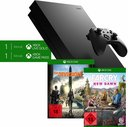 Xbox One X Bundle mit Far Cry New Dawn und The Division 2