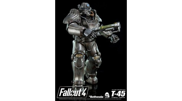 T-45 Power Armor Figur