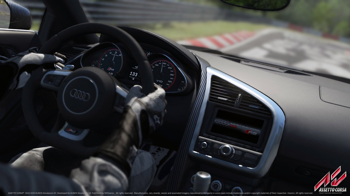 Assetto Corsa - Screenshots der Konsolen-Version