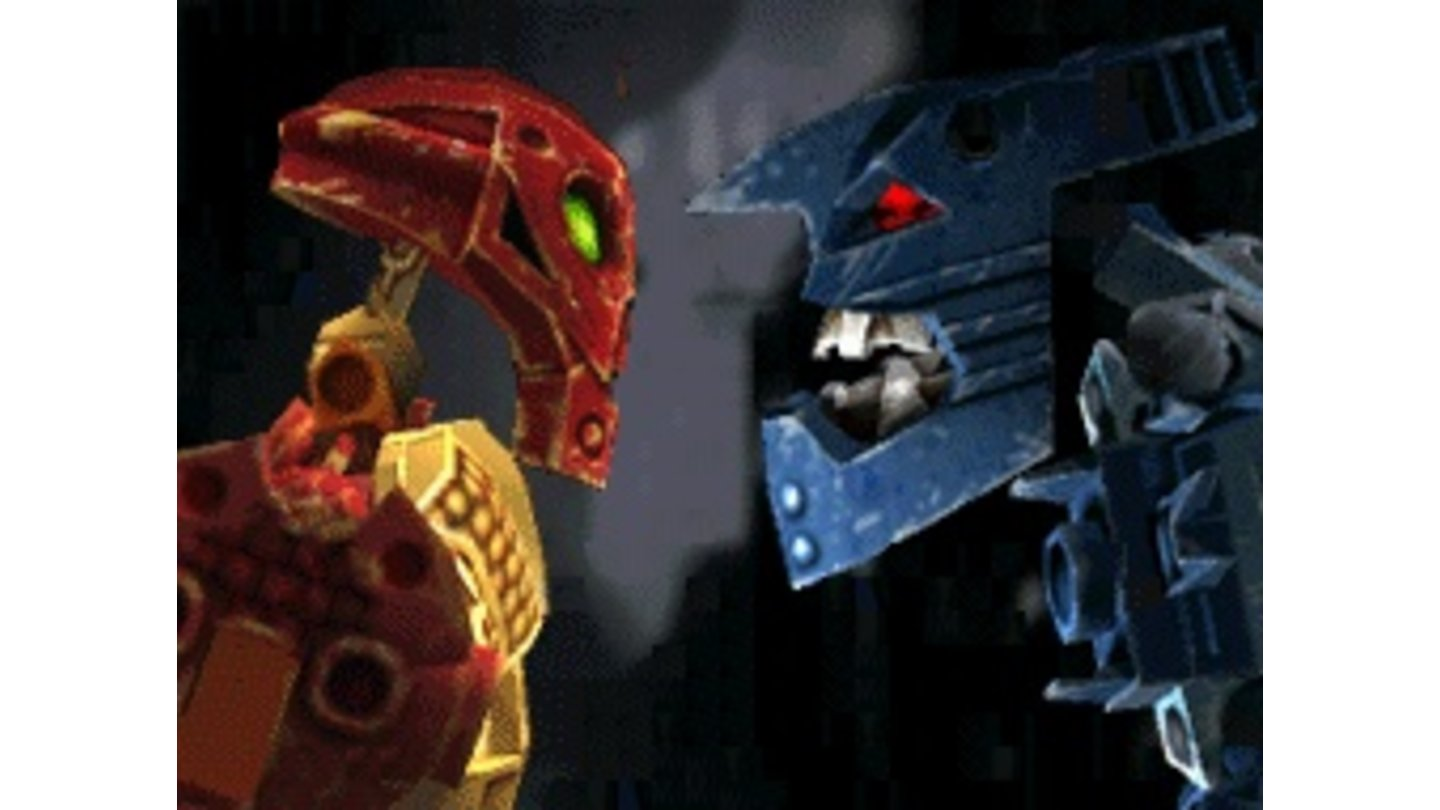 Bionicle Heroes DS 1