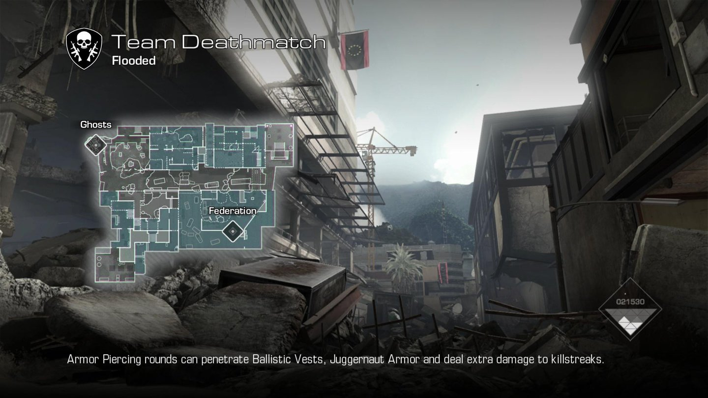 Call of Duty: Ghosts - Multiplayer-Karten