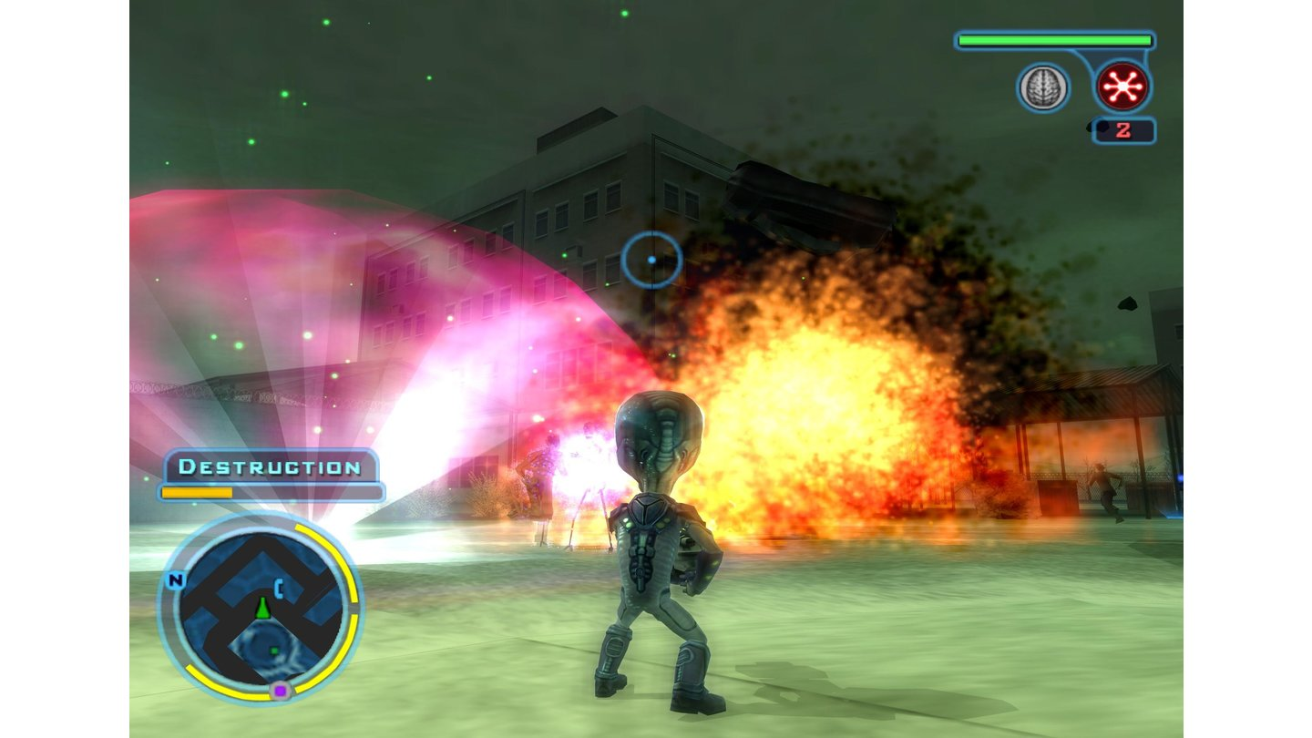 Destroy all Humans 2 10
