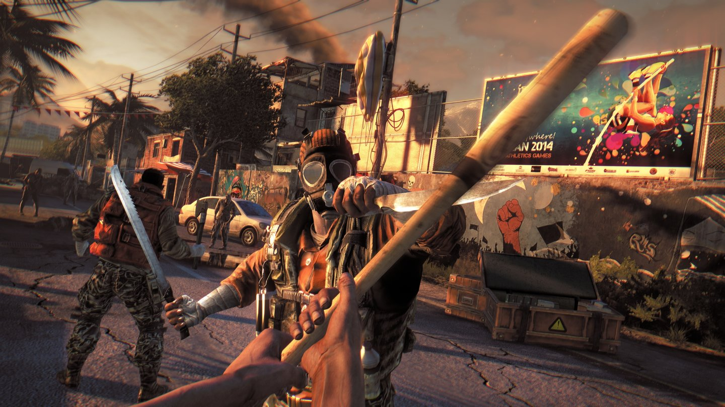 Dying LightParkour-Zombie-Action von den Dead-Island-Machern.