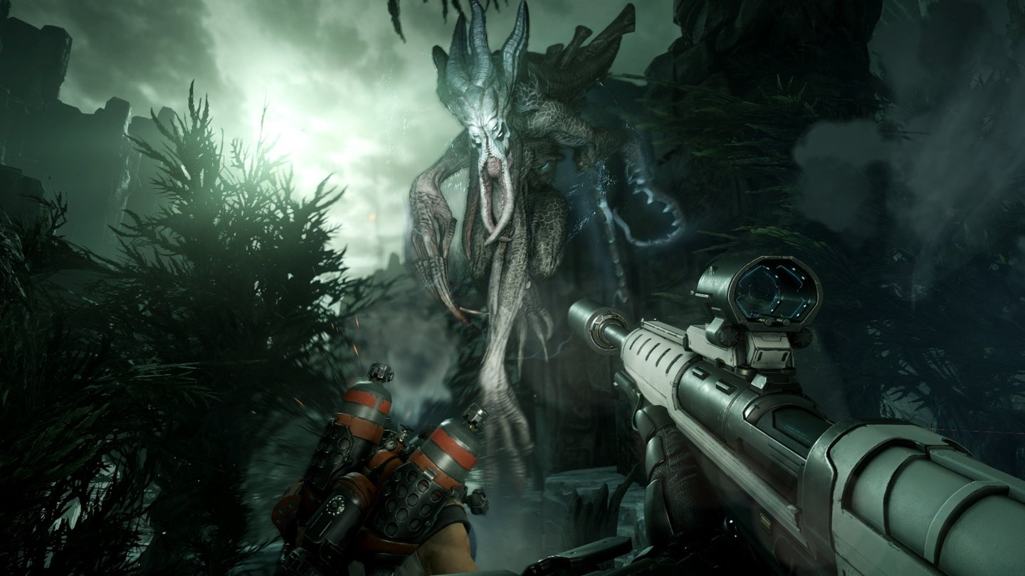 Evolve - Screenshots von der gamescom 2014