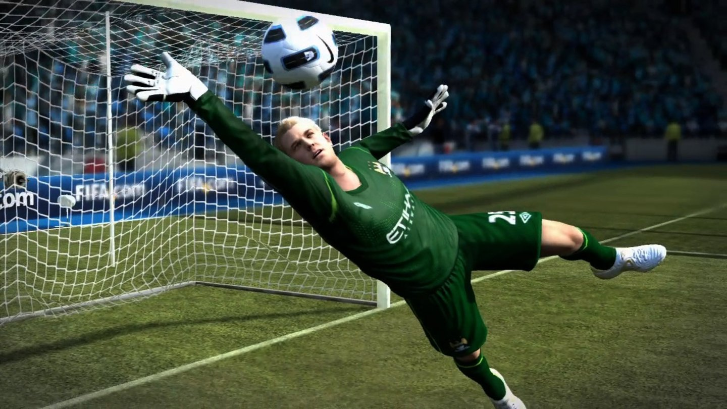 FIFA 12Screenshot von Manchester City