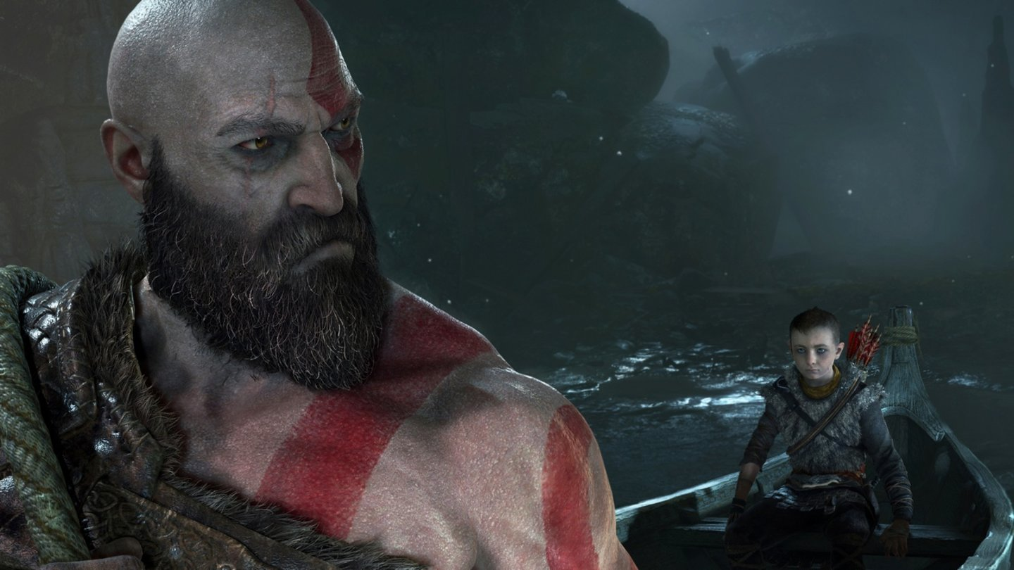God of War - Screenshots von der E3 2017