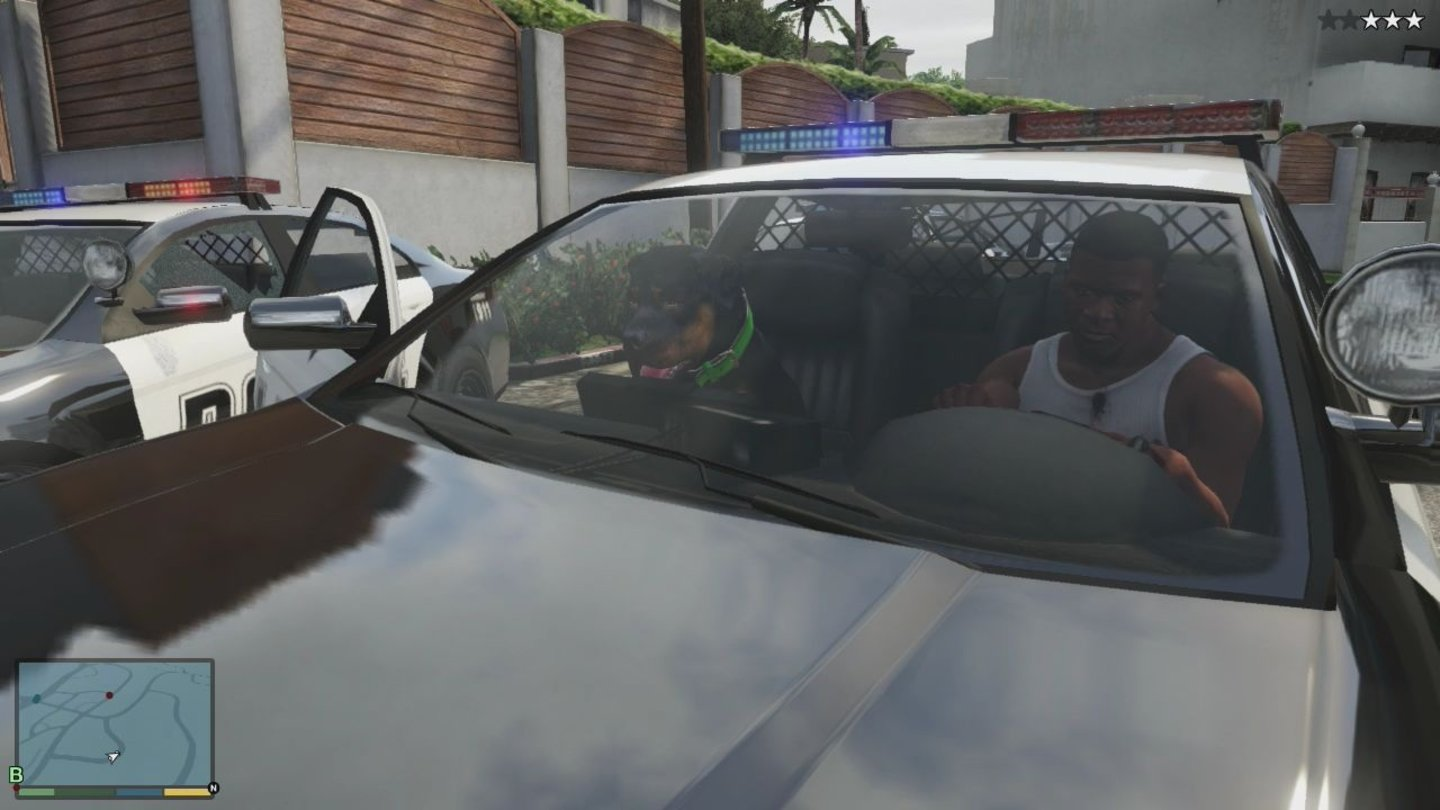 Grand Theft Auto 5 - Xbox-360-Screenshots
