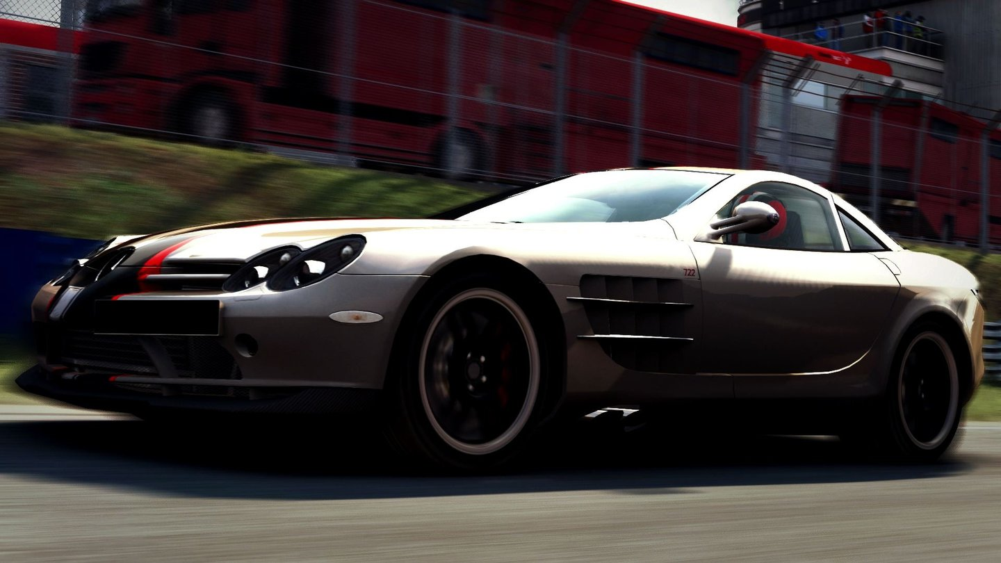 GRID: Autosport - Screenshots aus dem »Best of British«-Bundle