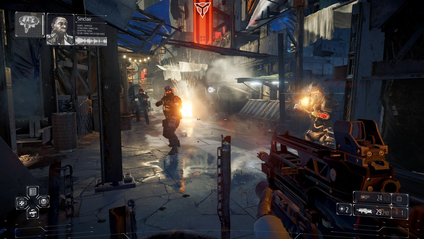 Killzone: Shadow Fall - Kampagne