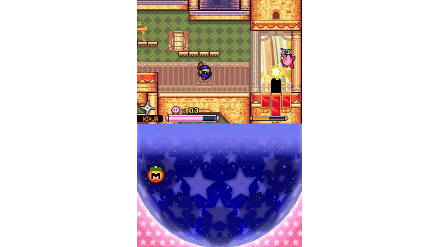 Kirby Mouse Attack DS 14