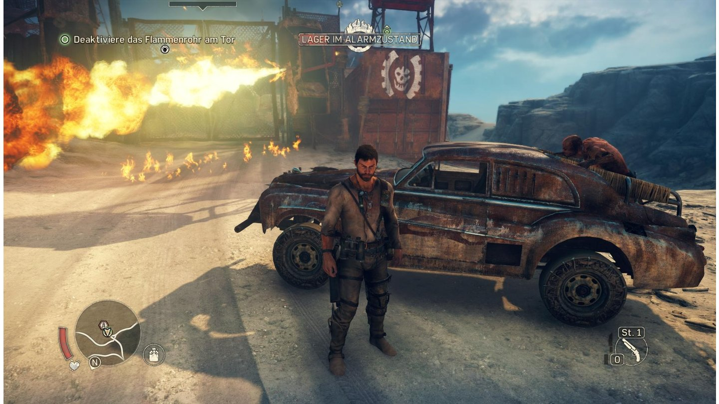 Mad Max - Technik-Check - Sehr Hoch
