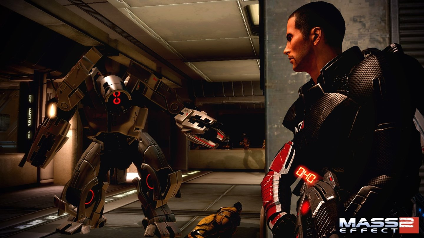 Mass Effect 2 - Screenshots