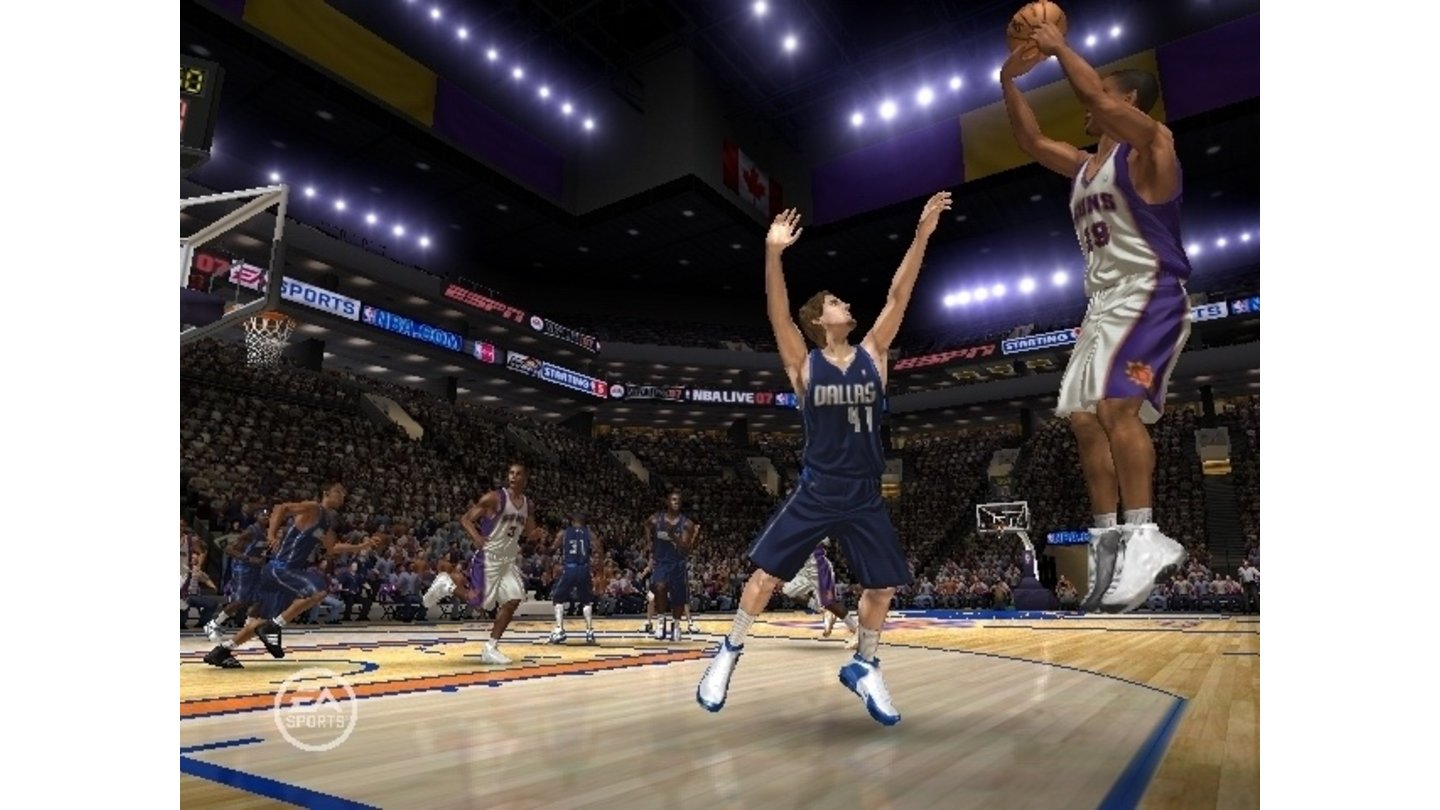 NBA Live 07 this-gen 2