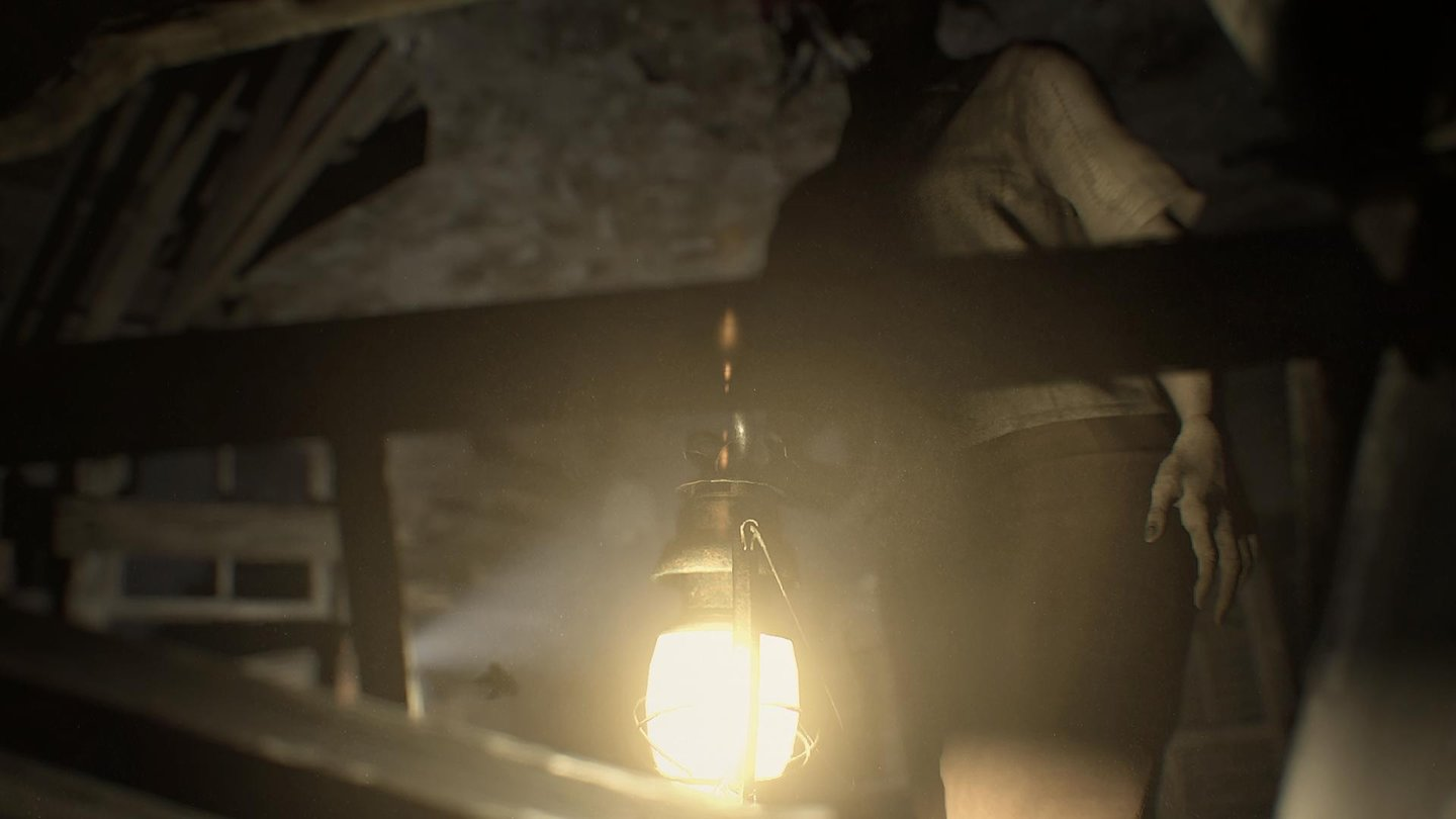 Resident Evil 7 - Gamescom-Screenshots