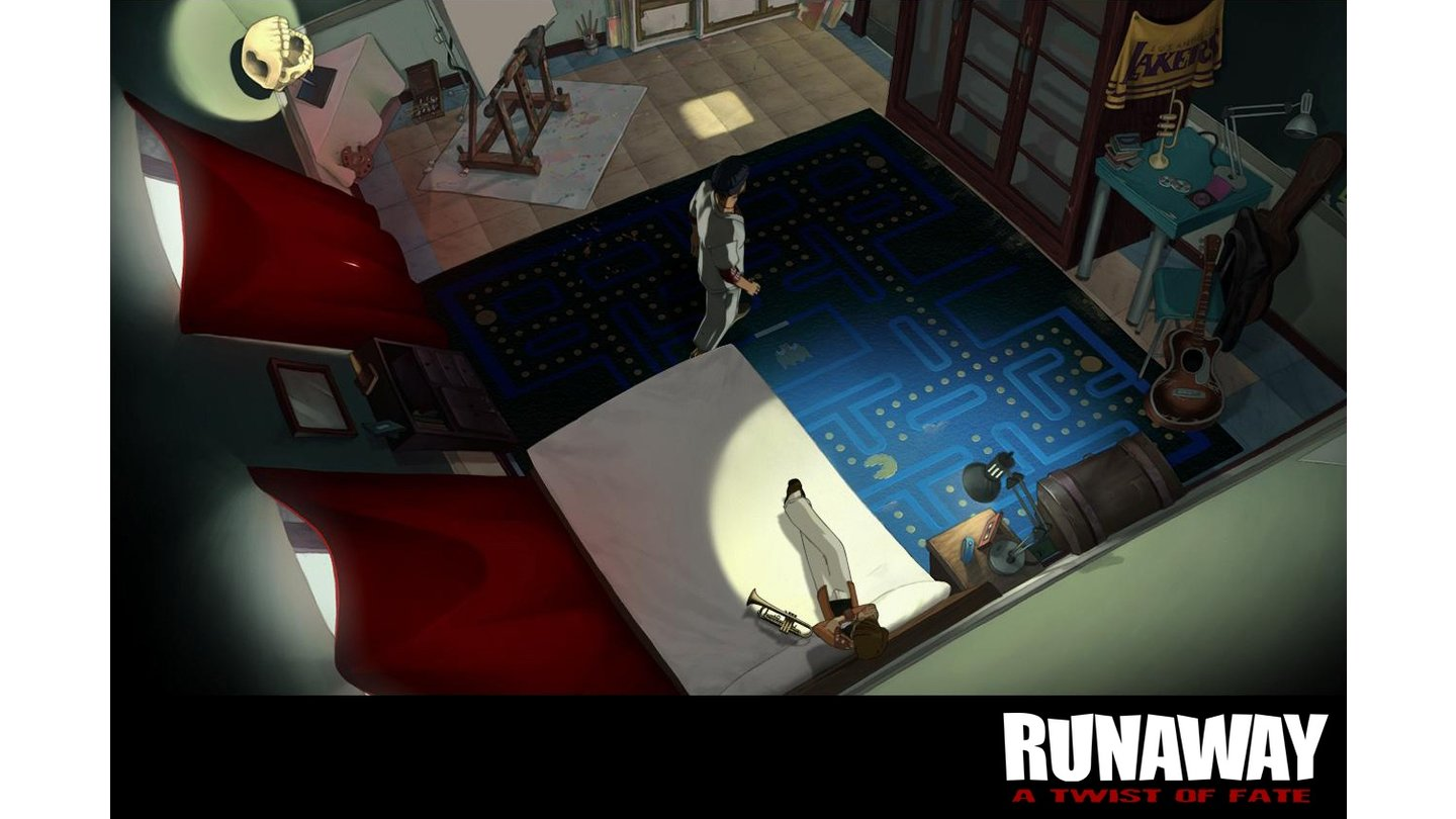 Runaway: A Twist of Fate [DS]