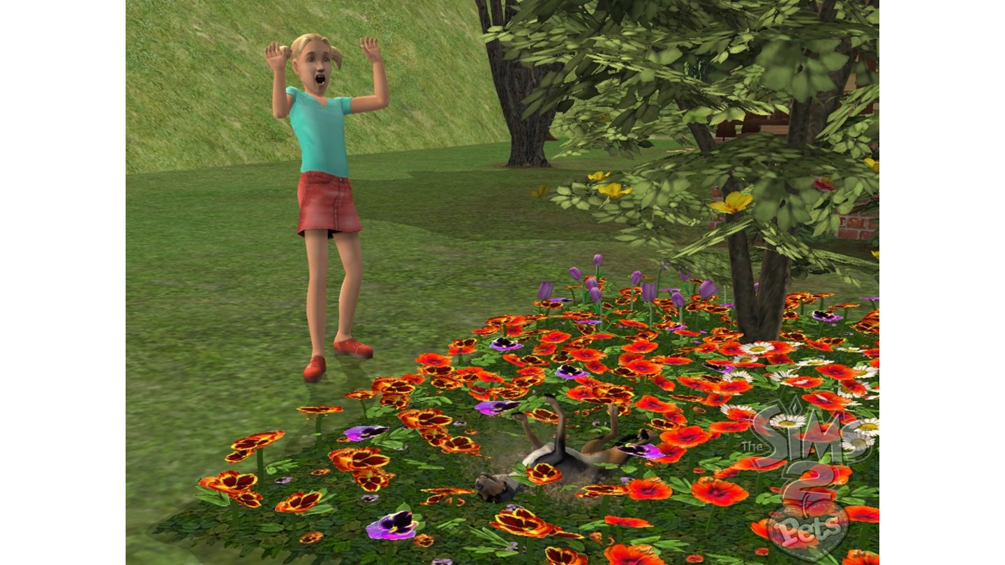 Sims2 Haustiere 1