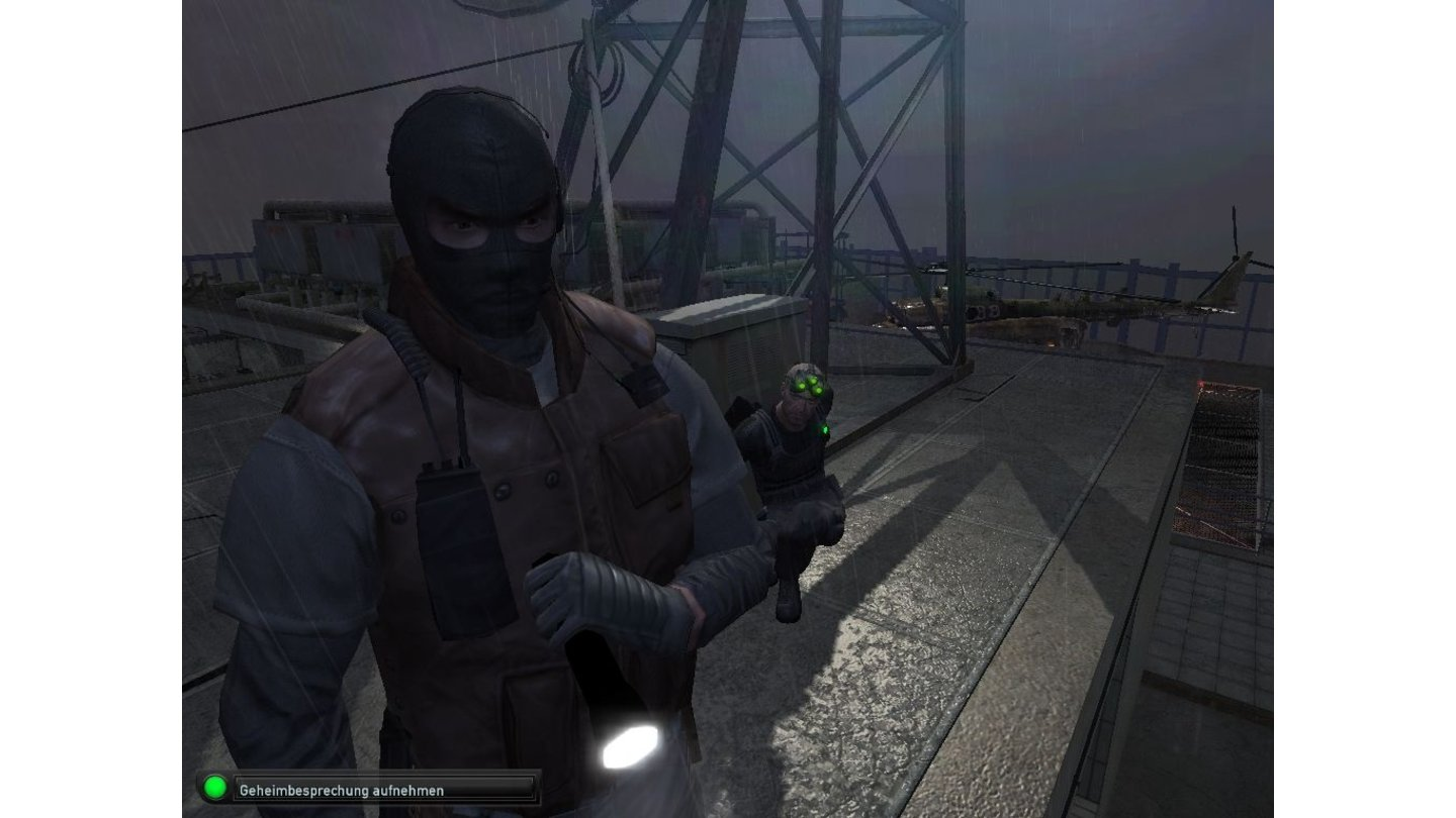 Splinter Cell Double Agent 6