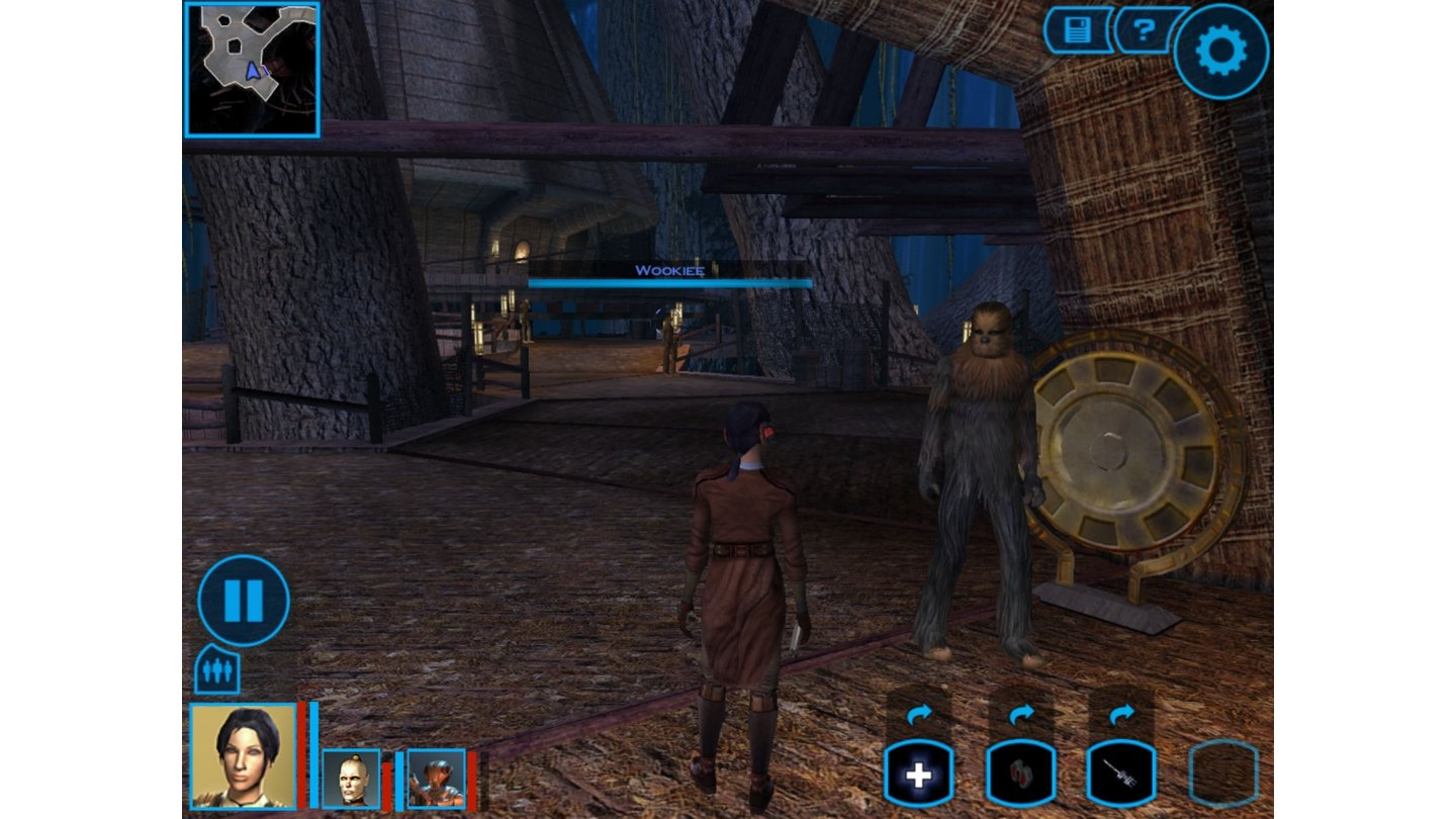 Star Wars: Knights of the Old Republic - iOS