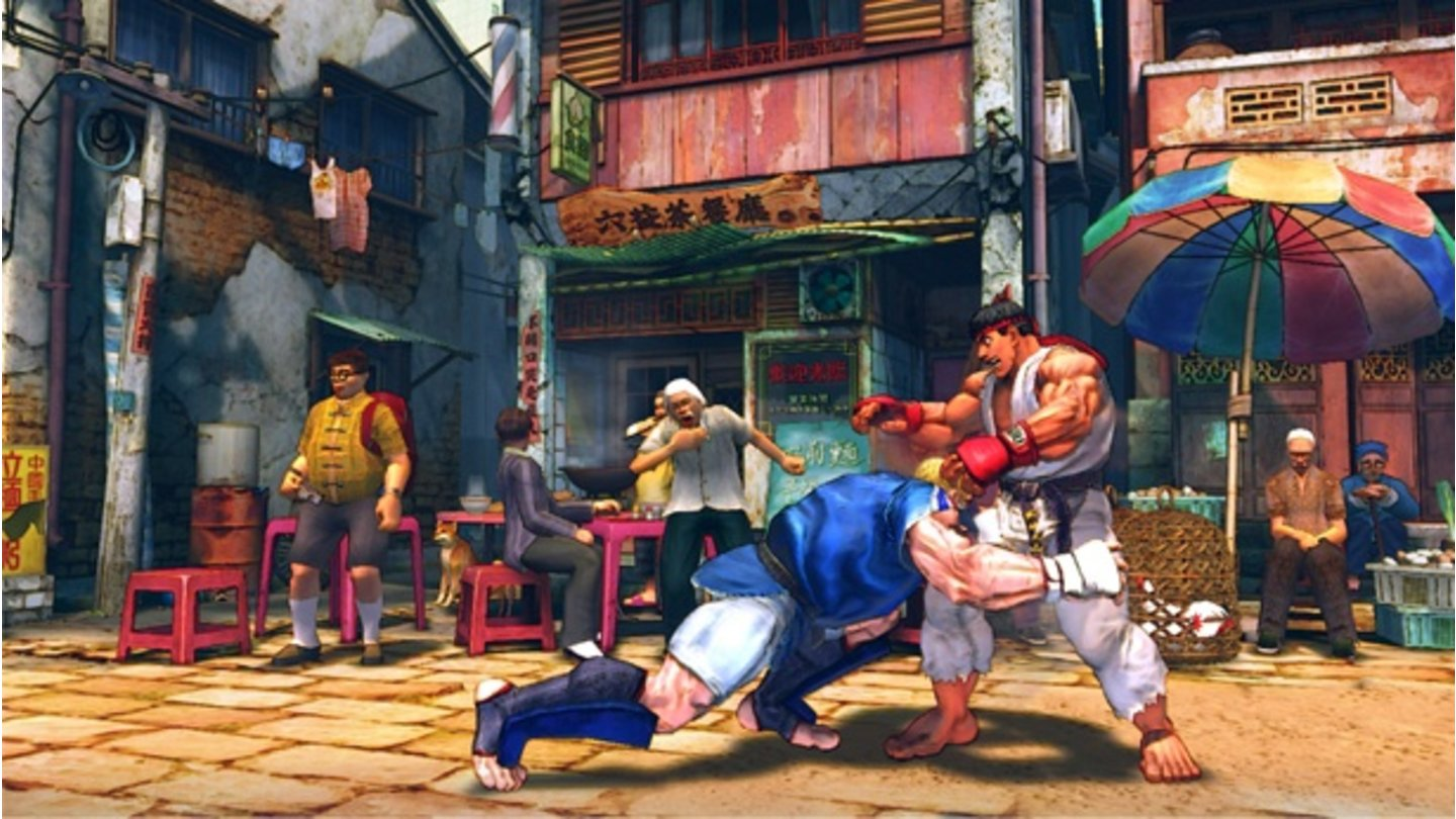 Street Fighter IV 8