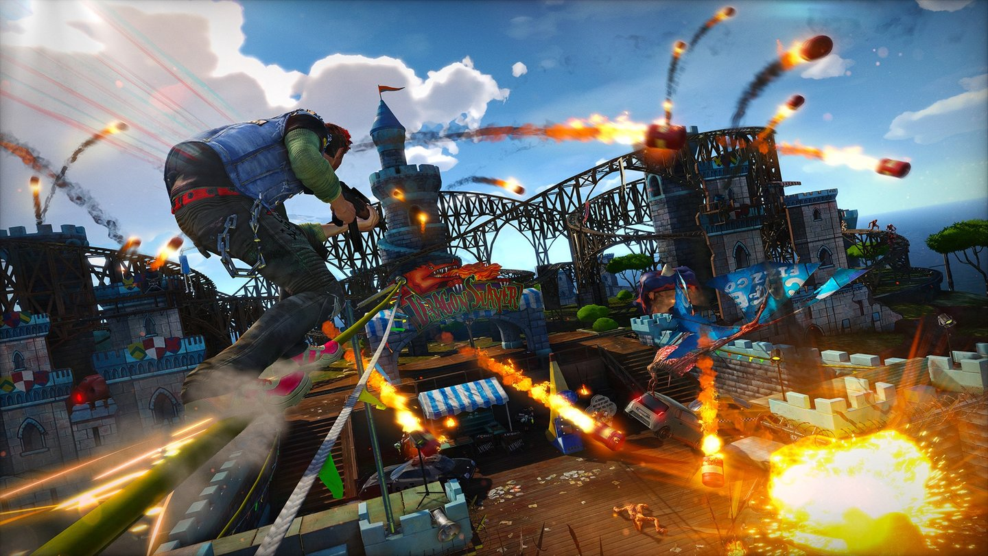Sunset Overdrive - E3-Screenshots