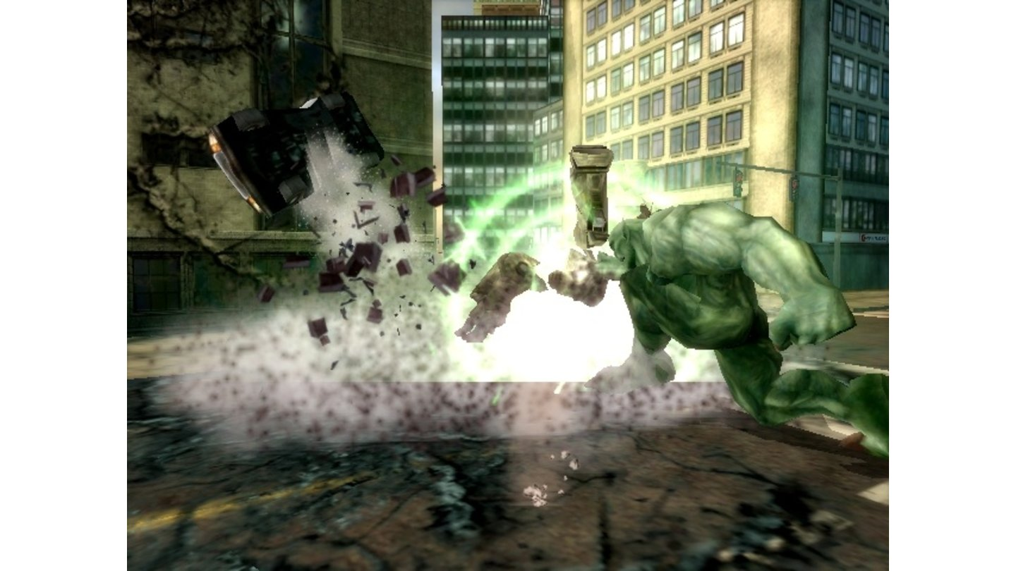 The Incredible Hulk Ultimate Destruction 6