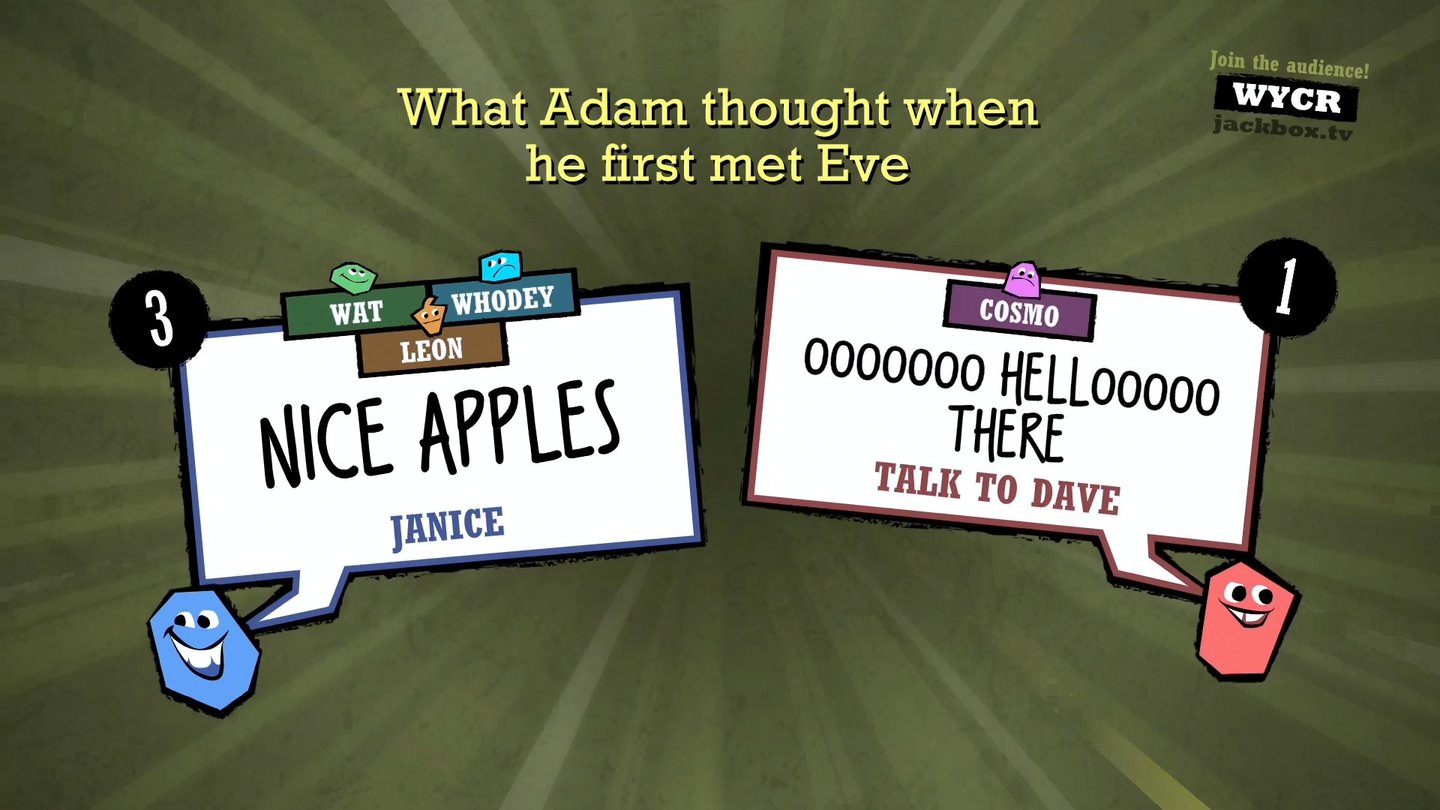 The Jackbox Party Pack 2 - Screenshots