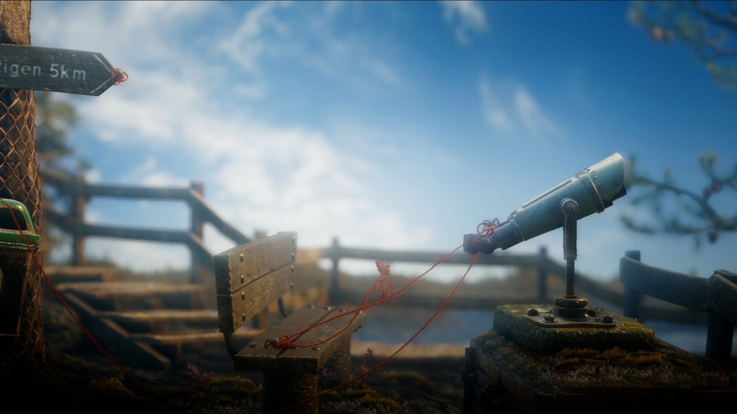 Unravel - Screenshots von der gamescom 2015