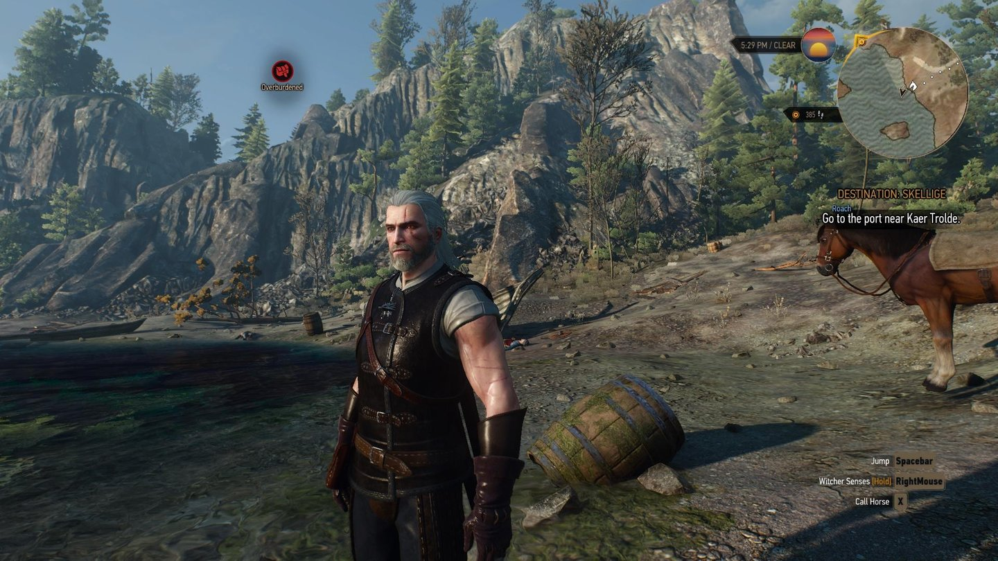 Witcher 3 - Technik - Ultra