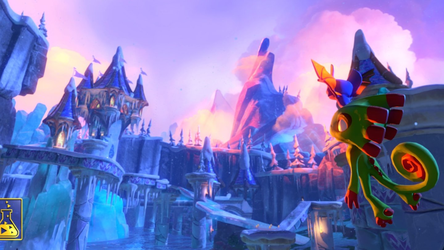 Yooka-Laylee - Screenshots