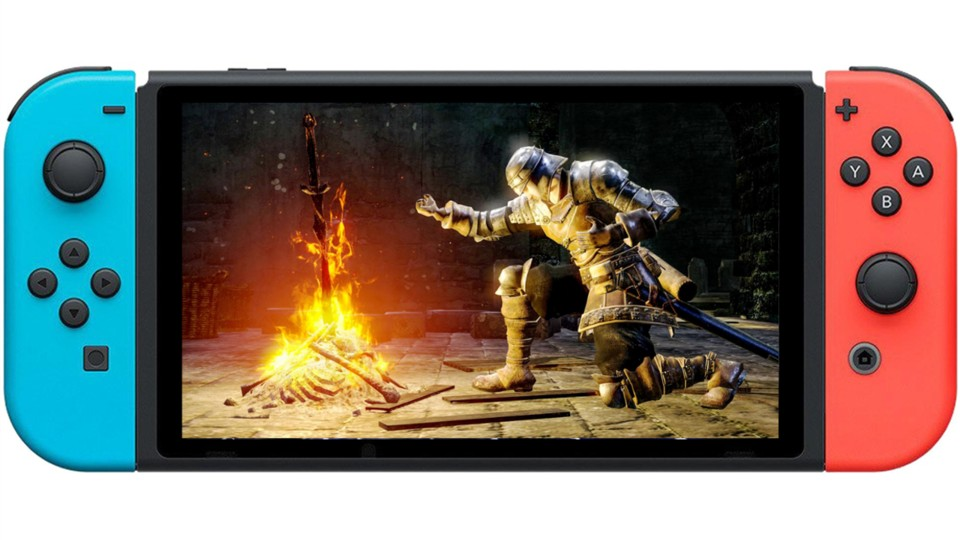 Dark Souls: Remastered hat einen Termin für Switch!