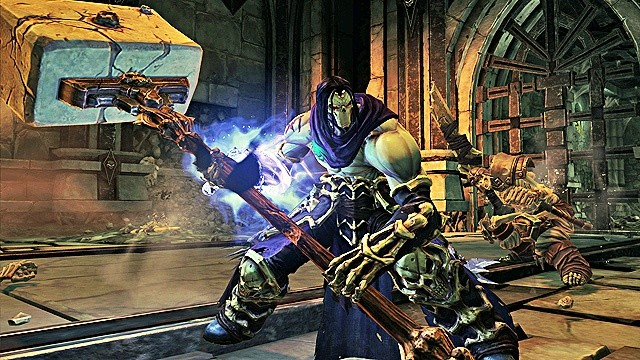 """Tod"" in Darksiders 2..."