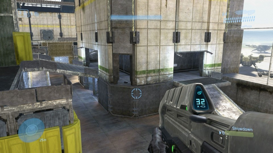 Die Grube (The Pit, Halo 3)