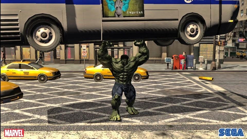 Hulk Spiel