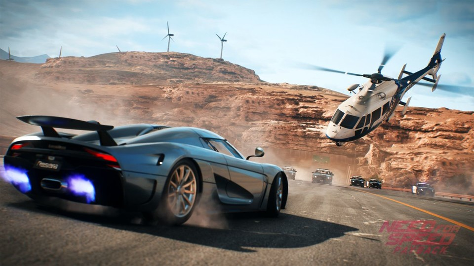 Need for Speed: Payback erscheint am 10. November.