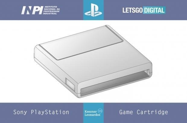 So sieht das PlayStation-Cartridge-Patent aus (via Let's Go Digital)