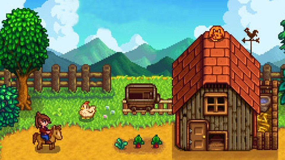 Stardew Valley erschien am 05. Oktober für die Nintendo Switch.