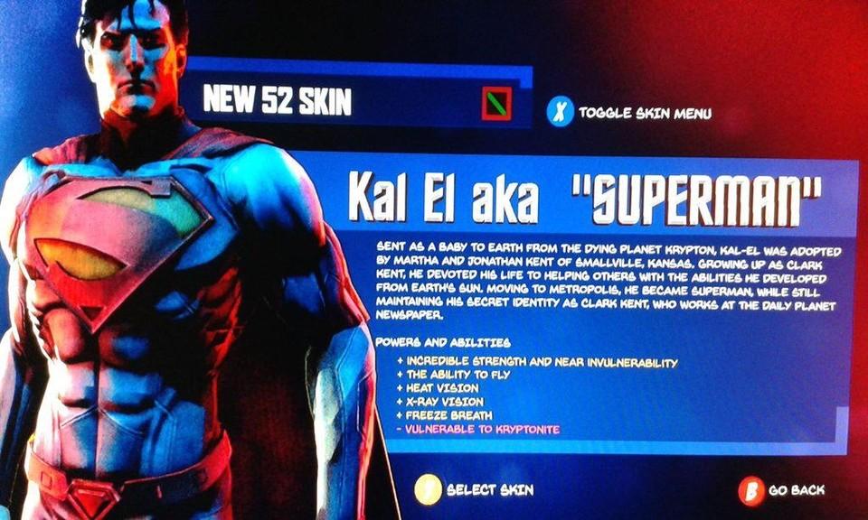 Superman Spiel