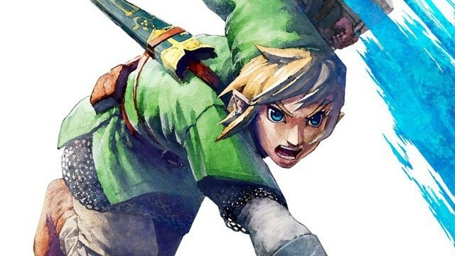 Kommt The Legend of Zelda: Skyward Sword auf die Switch?