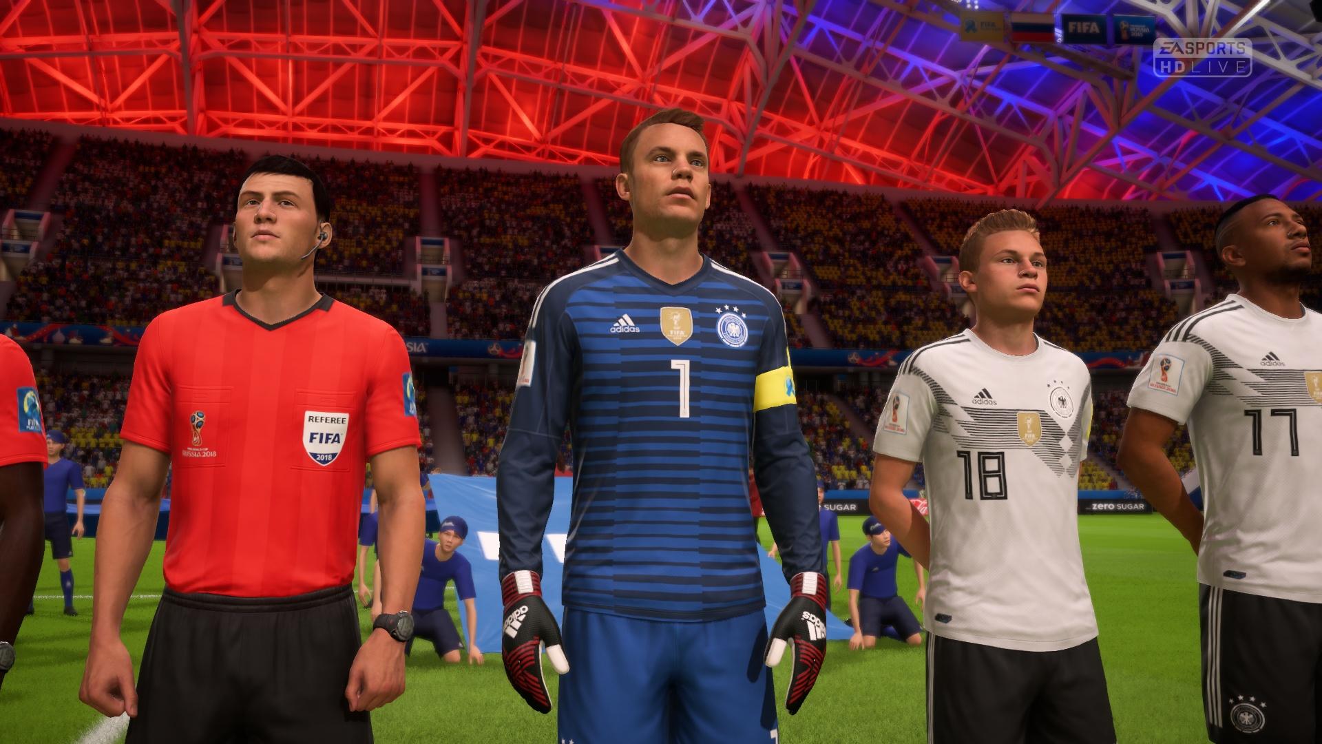 Fifa Wm 18