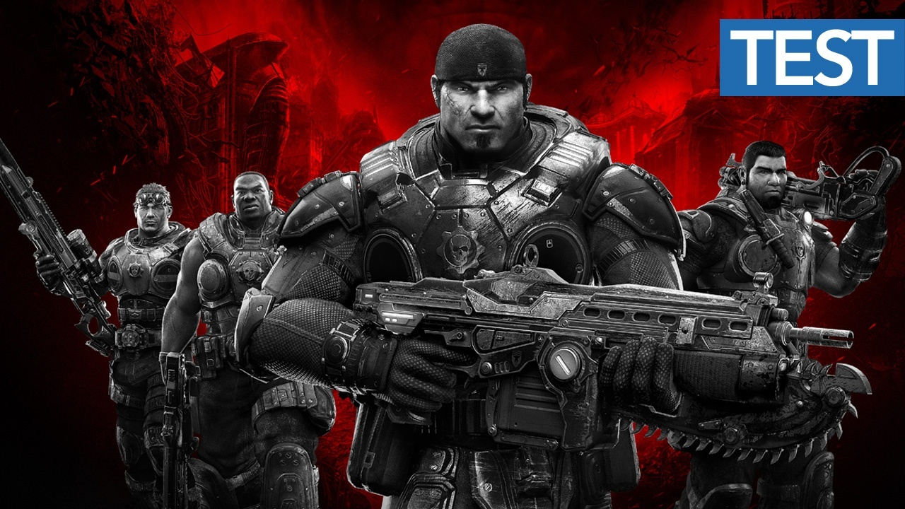 Fazit gears of war ultimate edition im test s gezahn for Couch koop ps4