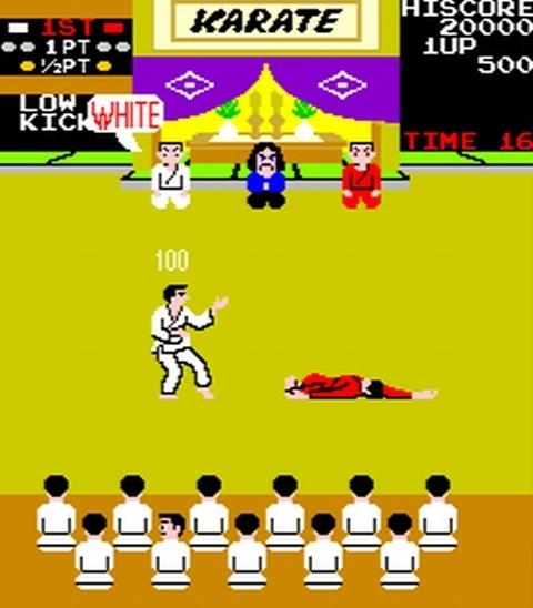 Kampfsport Spiele