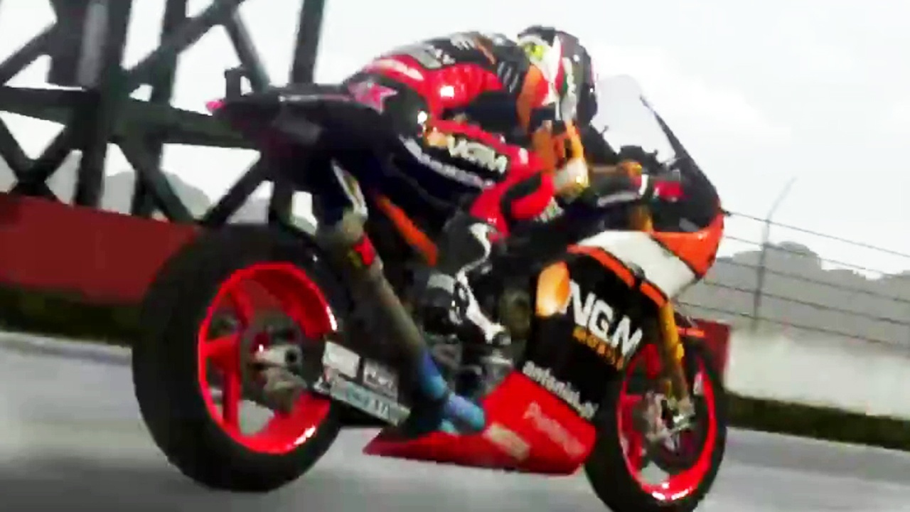 motogp 14 launch trailer zum motorrad spiel gamepro. Black Bedroom Furniture Sets. Home Design Ideas
