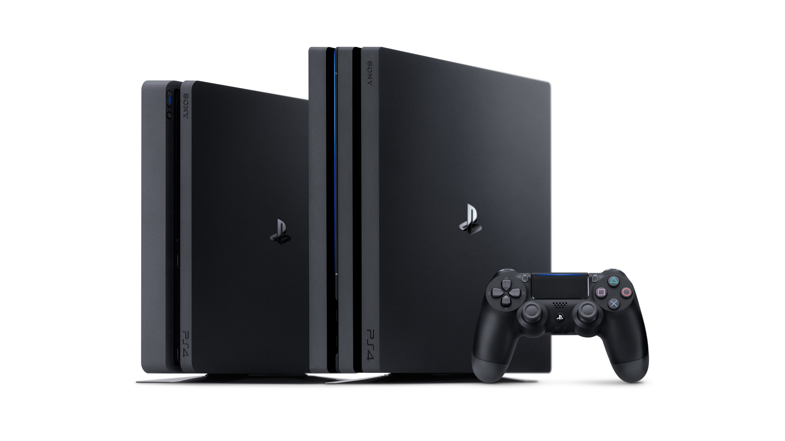 PS4 - PlayStation 4 Slim / Pro