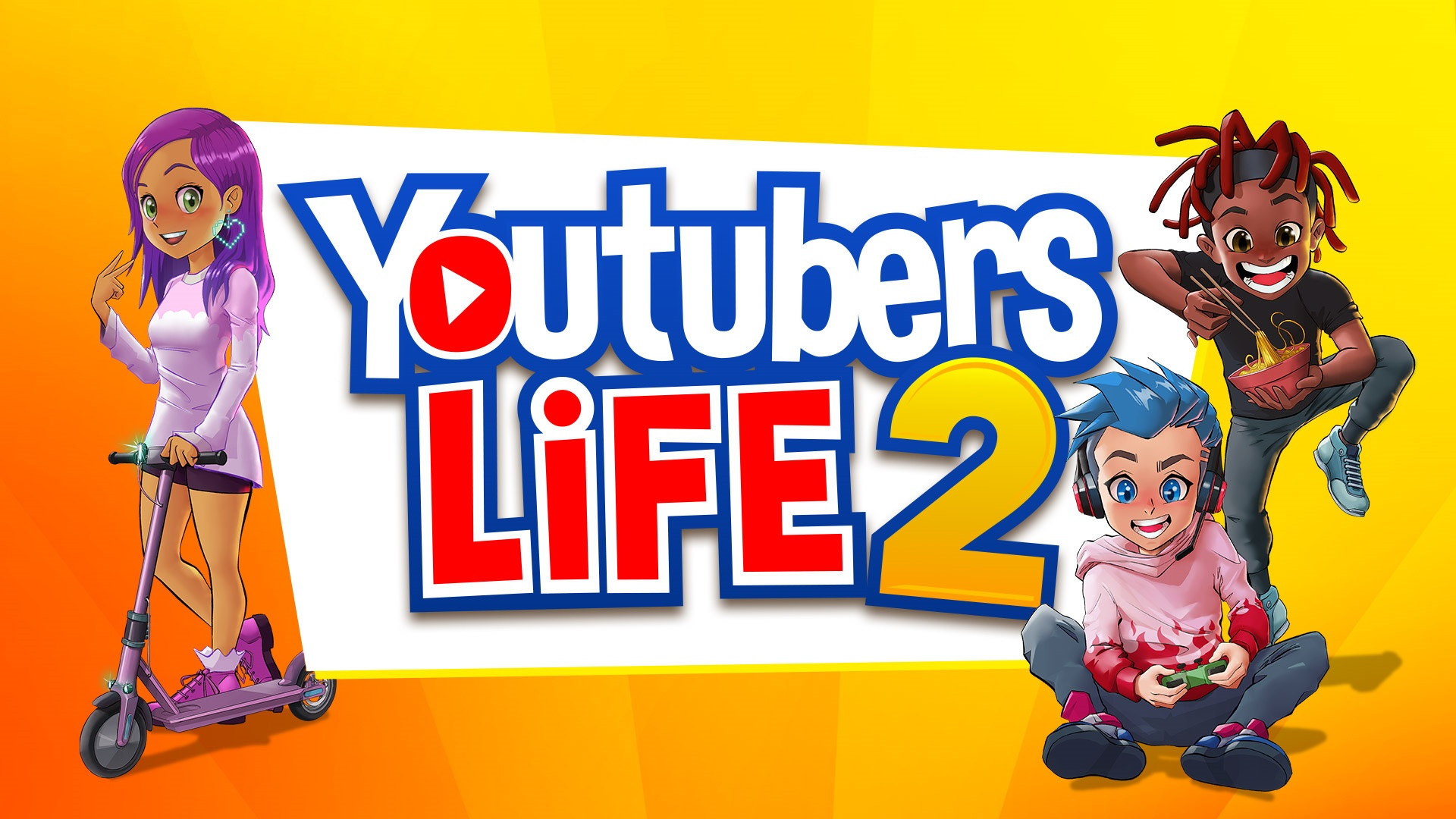 Youtubers Life 2: Die Streamer-Simulation kommt für PS4, Switch & Xbox